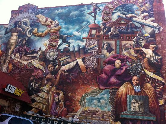 Philadelphia Love Letter Art Tour Via Elevated Train