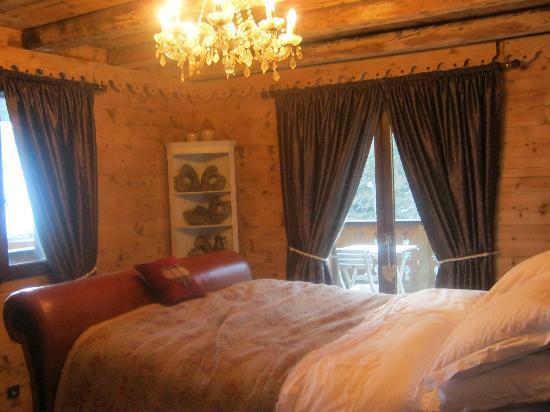 Chalet Fiona: Luxury bedroom
