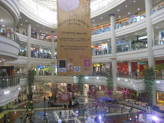 Robinsons Place Manila (unofficial name: Robinsons Ermita or Robinsons Place Ermita) is a shopping mall located behind the Philippine General Hospital, the campus of the University of the Philippines Manila and St. Paul University Manila in the City of Manila.