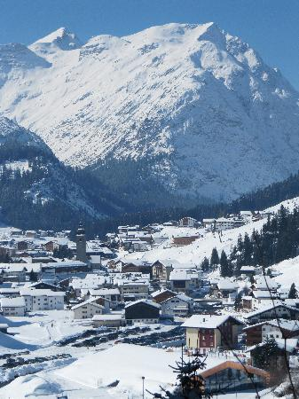 The village of Lech