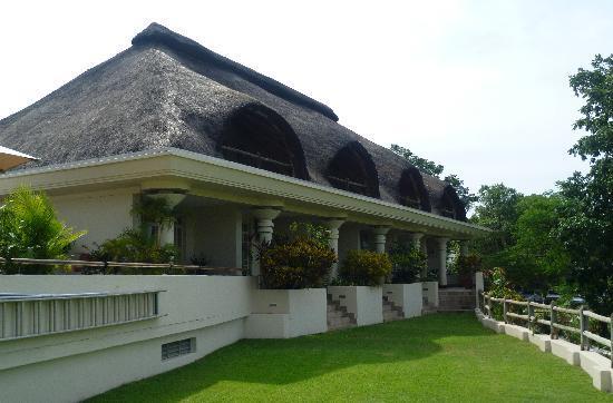 Ilala Lodge: Rooms overlooking gardens