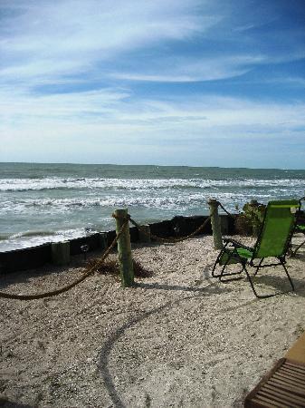Pearl Beach Inn: Views are expansive