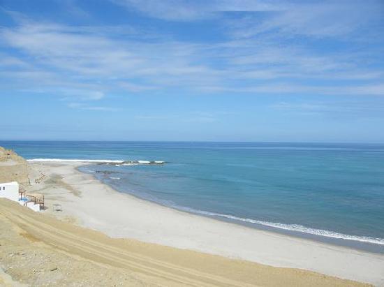 Hotel Nirvana: Mancora Beach hotel