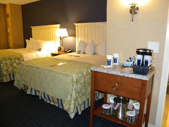 Hilton Lexington Downtown: Bedroom
