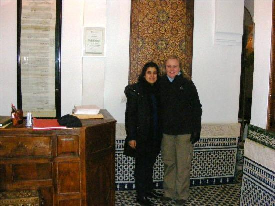 Dar Fes Medina: Yousra