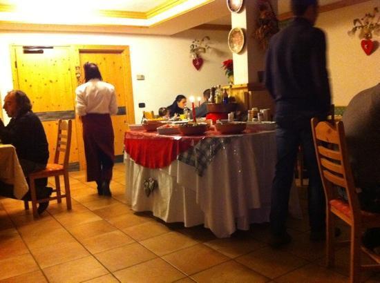 Hotel Dolomiti: ristorante