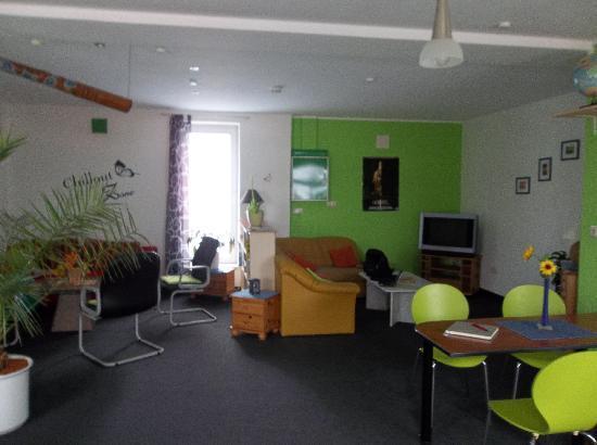 Harz Hostel: Lounge