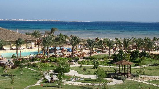 Amwaj Blue Beach Resort & Spa : sea view..magic