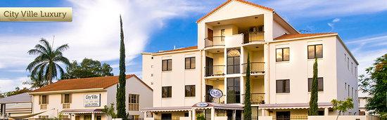 Cityville Luxury Apartments & Motel: City-Ville Luxury Suites