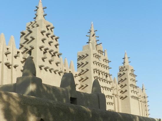 Great Mosque Of Djenne: Grande Moschea di Djenné