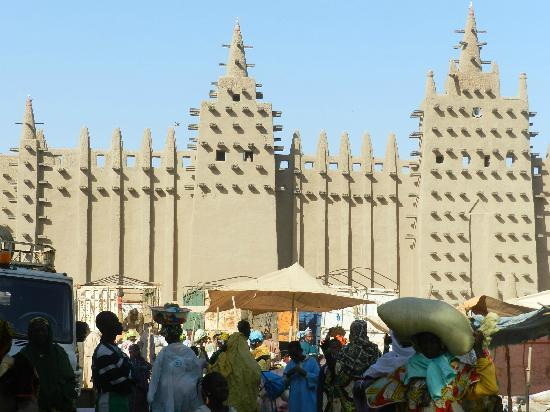 Great Mosque Of Djenne: La Grande Moschea