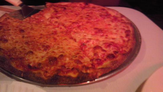 Franco & Vinny's: Requested Well Done ...Yummy and Crispy!