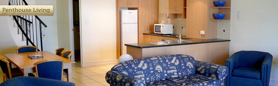 Cityville Luxury Apartments & Motel: City-Ville Luxury Suites