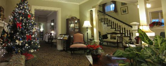 O Canada House: Front Room in January 2012