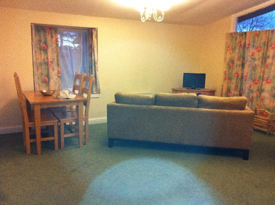 Solway Holiday Village: front room