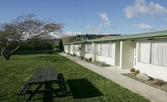 ‪‪Tahuna Beach Kiwi Holiday Park and Motel‬: Tahuna Beach Holiday Park‬