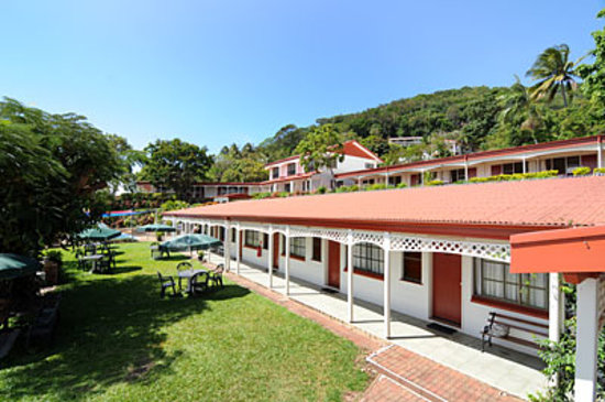 Cooktown, Australië: Seaview Motel