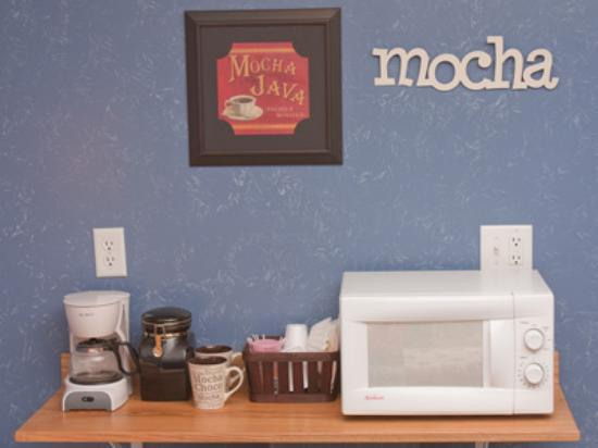 Coffee Street Inn: Mocha
