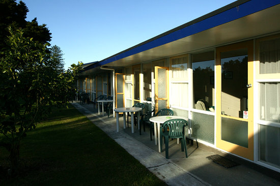 Napier Garden Motel: McLean Park Lodge Motel