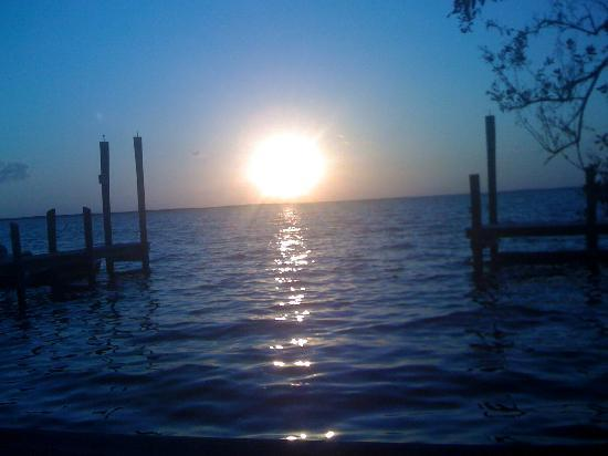 Caribbean Club: Beautiful Waterfront View