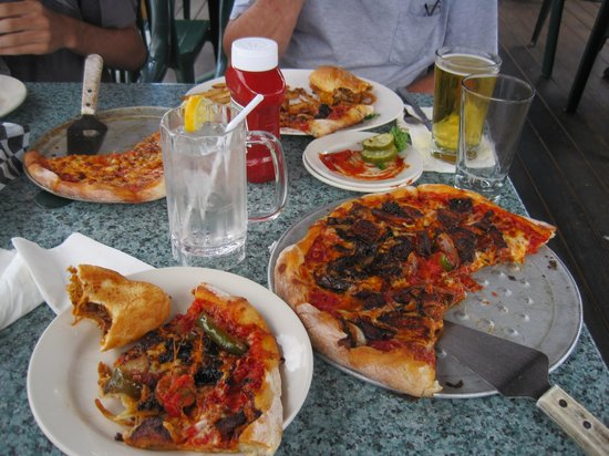 Dockside Willies: A small sample of a lot of food