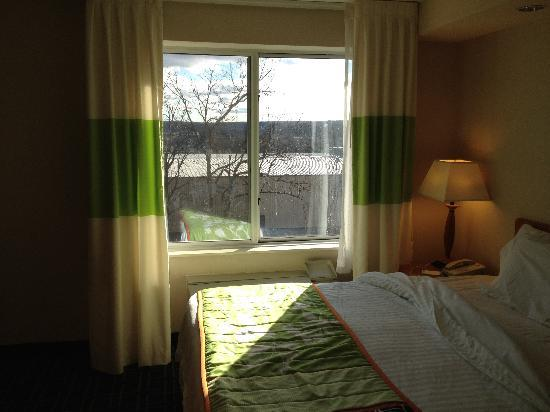 Fairfield Inn & Suites Hazleton: Bedroom