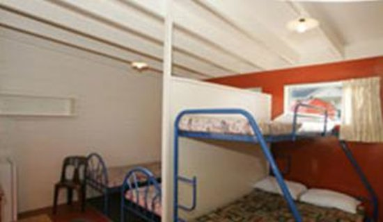 Tahuna Beach Kiwi Holiday Park and Motel: Tahuna Beach Holiday Park