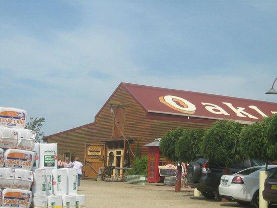 Oaklands Cafe: Oaklands