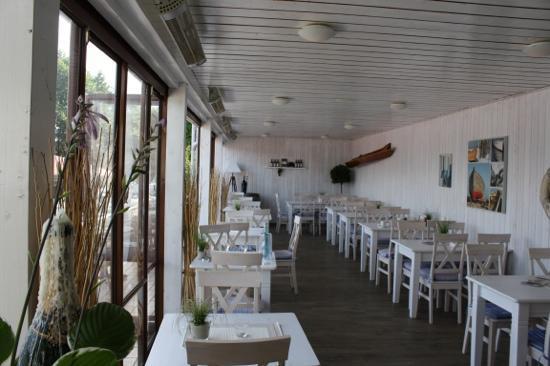 Strandhaus No. 12: Restaurant Strandhaus 12