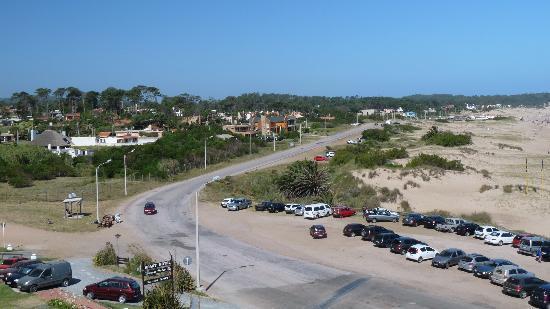 Hotel Morgan Bay: Vista desde la habitación