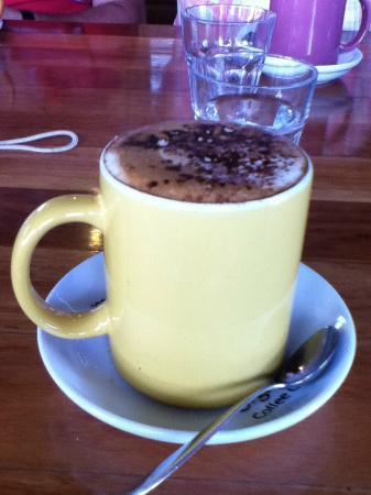 Oaklands Cafe: Tasty Coffee
