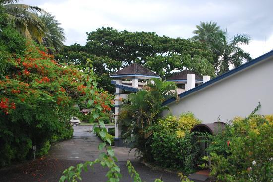 Capricorn Fiji Hotel: surroundings