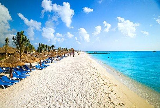 Allegro Cozumel: Allegro Beach