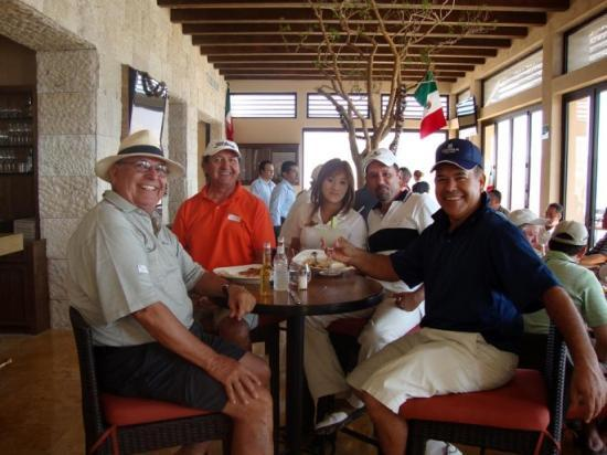 Hotel Santa Fe: club de golf costa baja
