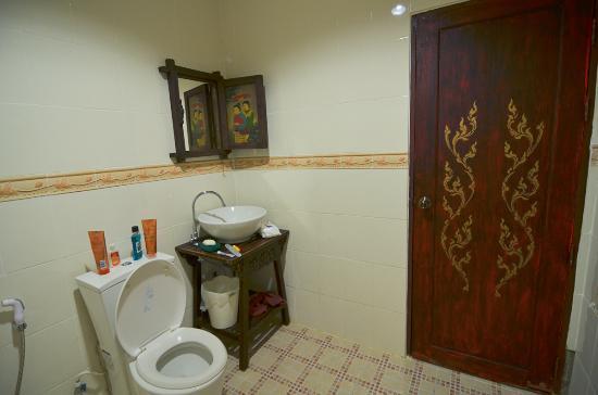 SK Boutique Maha Nakhon: SK Boutique Bathroom