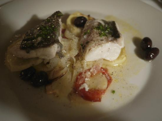 Pont Vell: Fish .. Devine