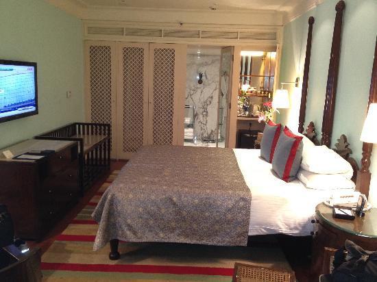 The Taj West End  Taj West End Hotel Room. Taj West End Hotel Room   Picture of The Taj West End  Bengaluru