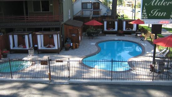 Alder Inn: Pool