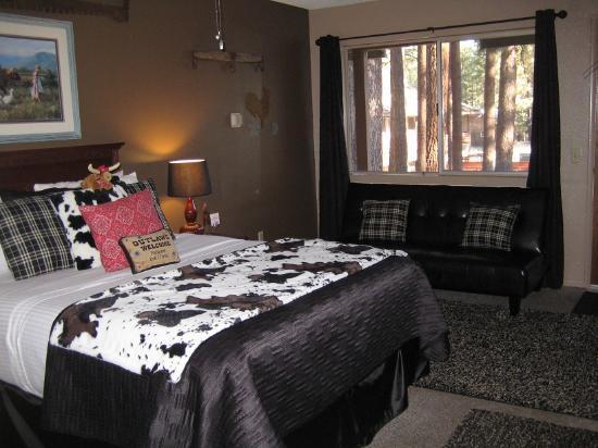 Alder Inn: Room 23