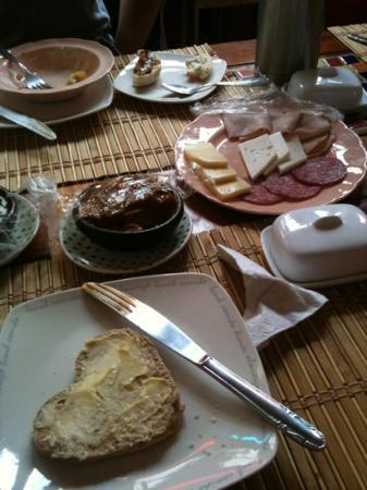 B&B La Nona: great breakfast