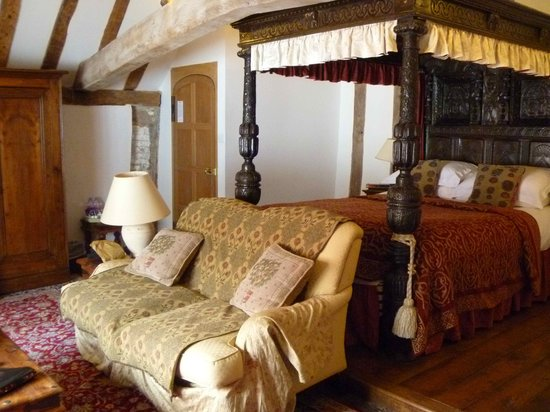 Lavenham Priory Bed And Breakfast