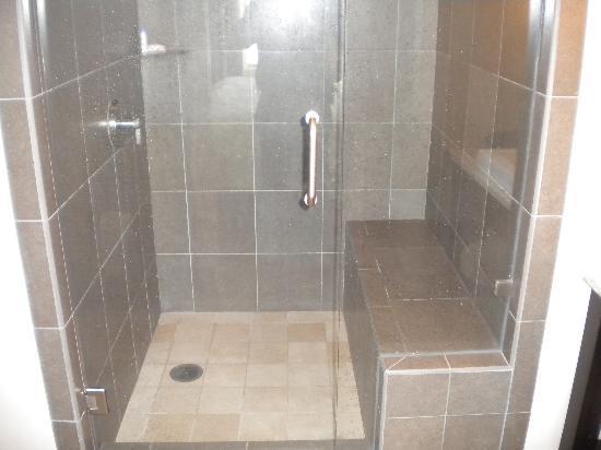 เดอะสตูดิโอโฮมแอตเอลลิสสแควร์: Shower