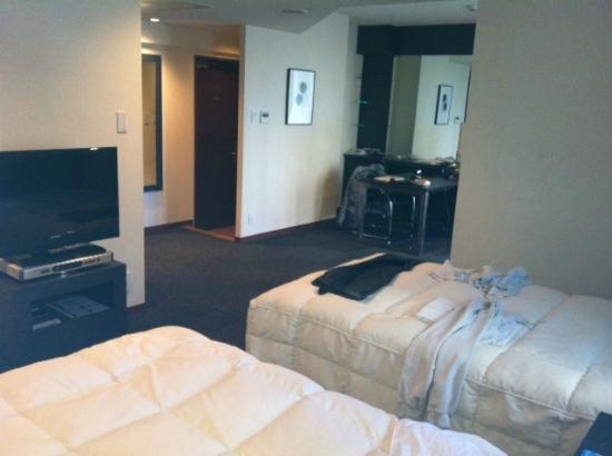 Hotel the M Innsomnia Akasaka: A very spacious room