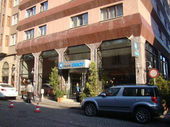 hotel erboy istambul: