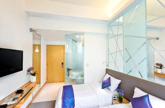 Dorsett Mongkok Hong Kong: Room Comfort