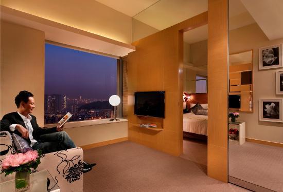 Dorsett Mongkok Hong Kong: Suite Premier