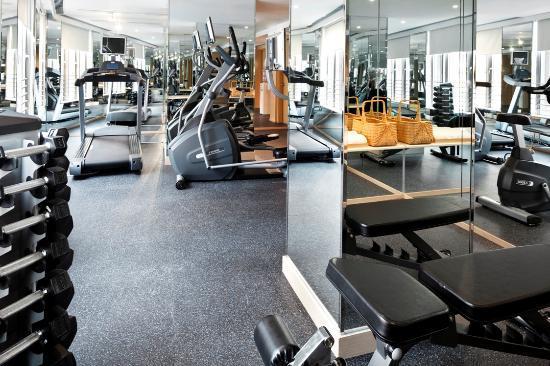Dorsett Mongkok Hong Kong: Fitness Studio