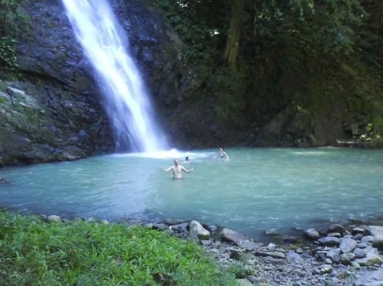 Adventures in Paradise Fiji: Natural Beauty-Biausevu Waterfall
