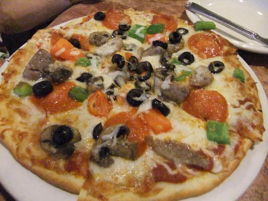 Zia's Caffe : Pizza