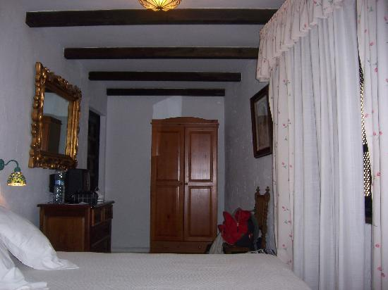 Hotel Jardin de la Muralla: Bedroom
